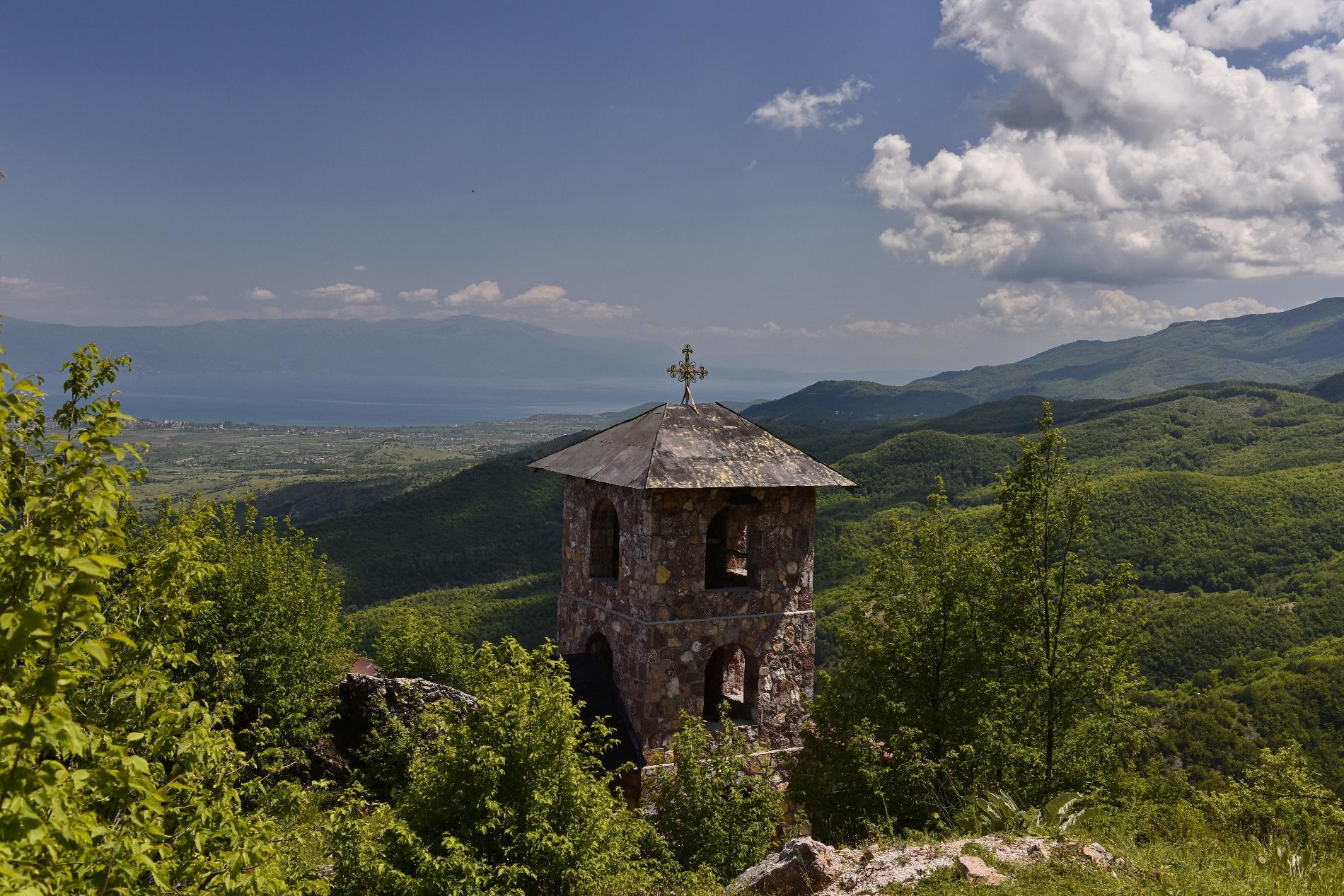 Манастир Св. Спас (Горни)